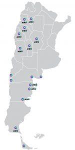 sucursales supercanal arlink argentina